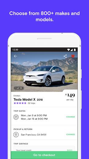 Turo - Better Than Car Rental 20.7.1 screenshots 3