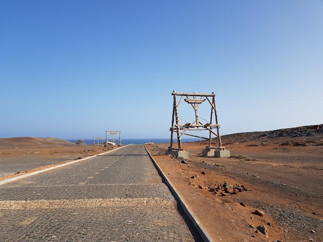 Португальскими маршрутами-часть 1.Кабо-Верде. Сал.2019