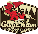 Logo for Great Notion Brewing and Barrel House