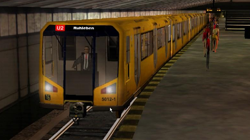 Subway Underground Simulator