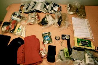 Photo: 7 kilos de pertenencias para 7 días de vida... #MDS