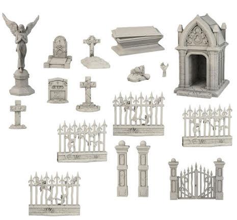 TerrainCrate: Graveyard
