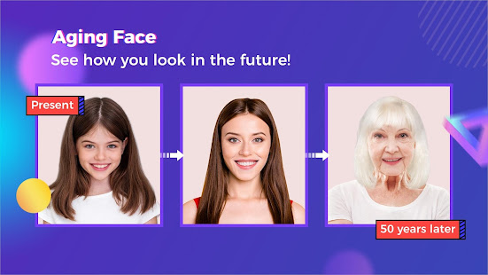 App Future Time - Aging Face,Palm Reading,Face Scan APK for Windows Phone