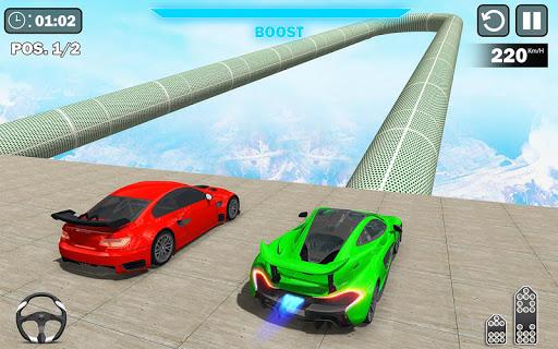 GT Mega Ramp Stunts Free  screenshots 5