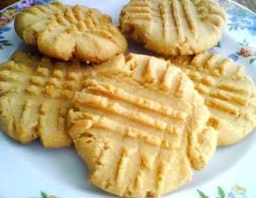Mennonite Peanut Butter Cookie's