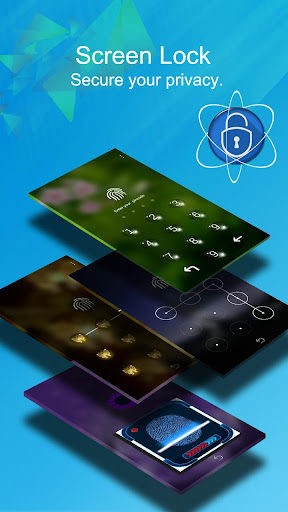 CM Locker - Security Lockscreen screenshot 1