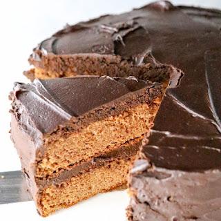 Healthy Birthday Cake (Fruit-Sweetened!).