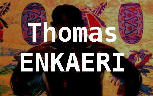 Thomas Enkaeri: Kita bertarung tangan kosong. Kalau menang, Tuan bisa pulang. Kalau kalah, mayat Tuan akan kami awetkan sebagai mumi di sini. Dalam tradisi kami, hanya orang-orang istimewa yang mayatnya dimumikan. Jadi, menang atau kalah, Tuan tidak akan rugi. Bagaimana?