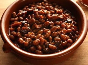Kahlua Baked Beans Recipe