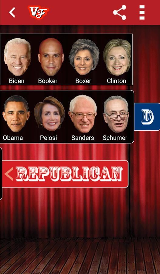 Voting Follies- screenshot