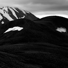 Photo: Hilly Icelandic landscape - just processing these images makes we want to go back. And this is actually how most of my trips kick off...  #PlusPhotoExtract #photography #potd #BWLandscapeWednesday #FineArtPls #BWFineArtLE