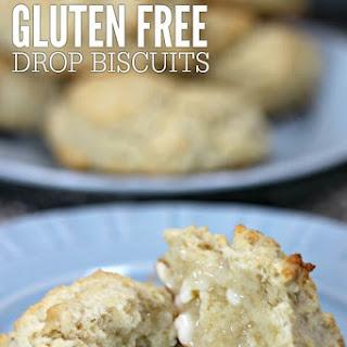Gluten Free Biscuits Recipe - Easy Gluten Free Drop Biscuits.