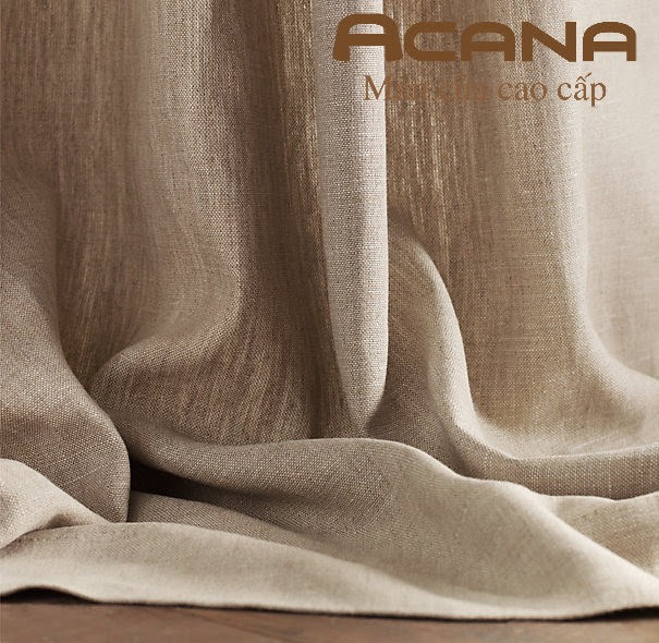 rèm cửa phòng khách đẹp, rem cua cho phong khach, các kiểu rèm cửa đẹp,rem cua hien dai, rèm vải bố,rèm vải linen