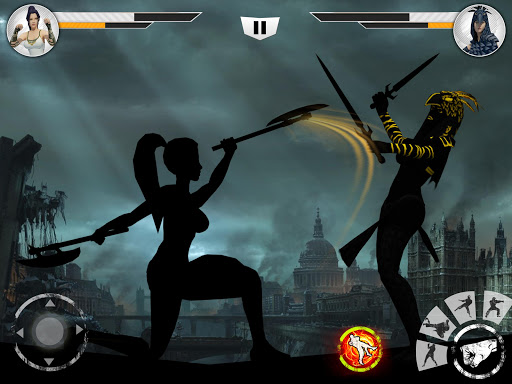 Samurai Shadow Fighter PRO: Kung Fu Combat Warrior 1.0.3 screenshots 7