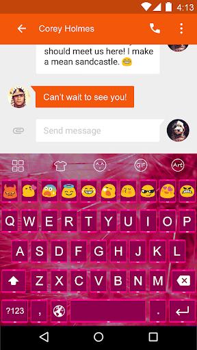 PHONE -Love Emoji Keyboard
