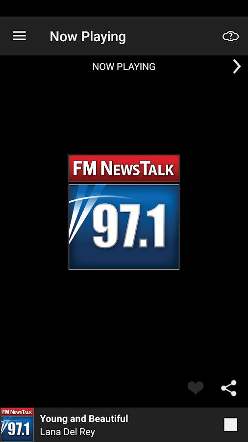 97.1 FM- screenshot