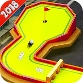 Mini Golf Course King 2018: Street Club Star Clash