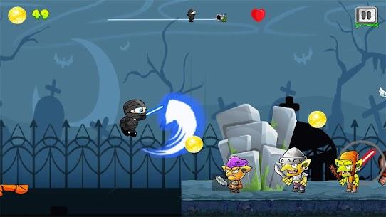 Little Ninja Run : An Adventure Survival 3