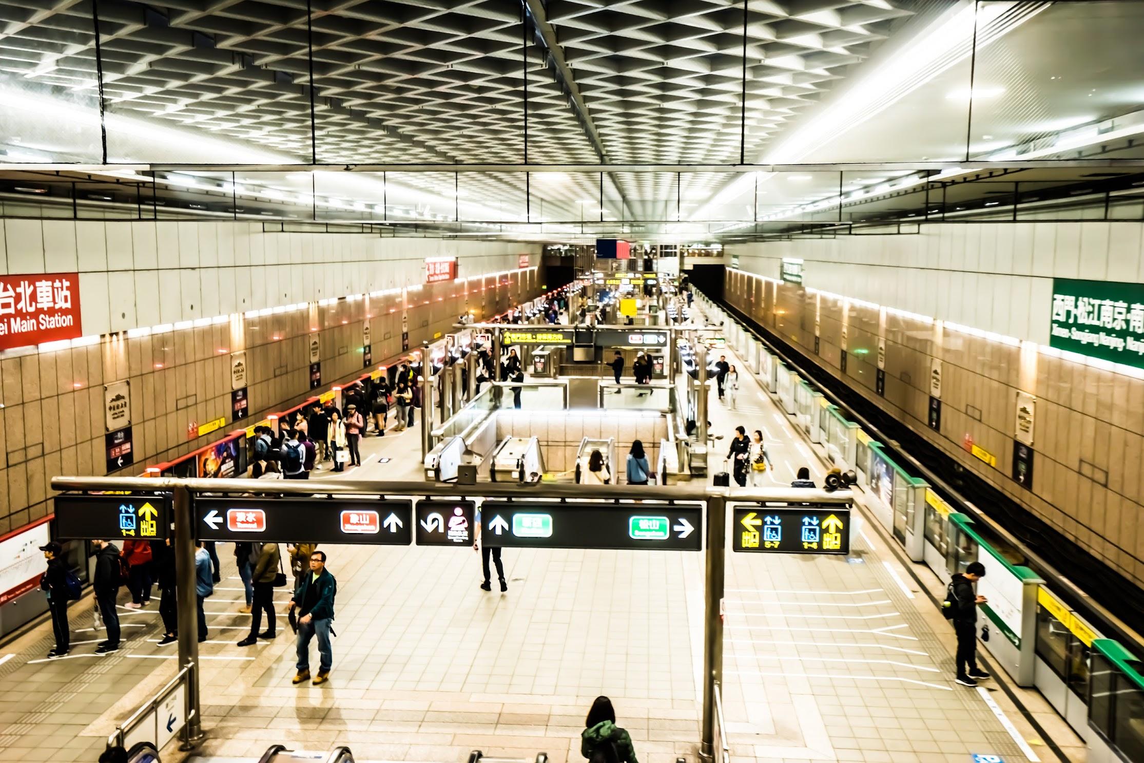 台北 MRT1