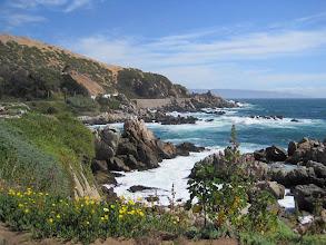 Photo: Day 2 - South Pacific Coast north of Vina del Mar in Chile