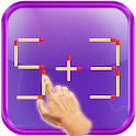 Matchstick Puzzle Math icon