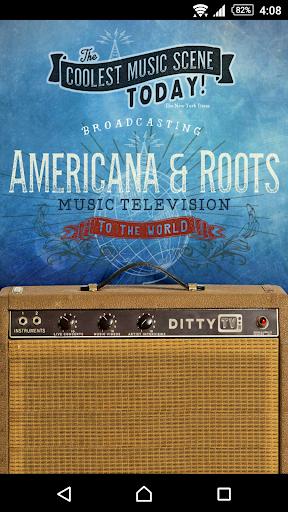 Ditty TV Americana Music TV