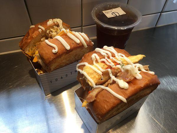 吐司男晨食專賣店-很牛炭燒新品牌,韓風人氣早餐店