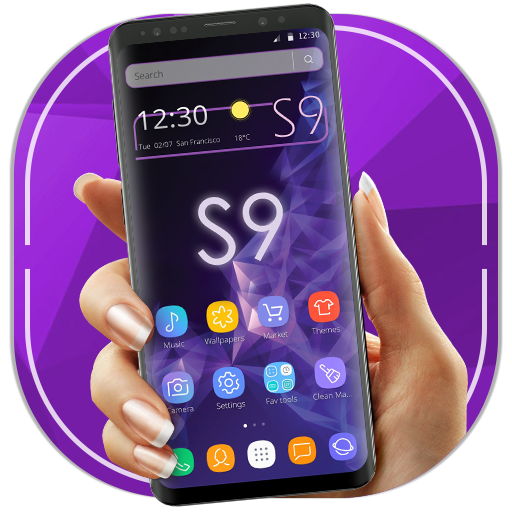 Theme for Galaxy S9 - Apps on Google Play