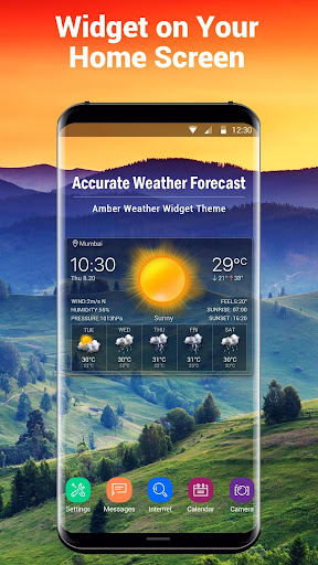 Accurate Weather Forecast  screenshots 2
