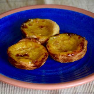 Portuguese Custard Tarts – Pastel de Nata Delicioso!