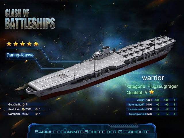 android Clash of Battleships Screenshot 11