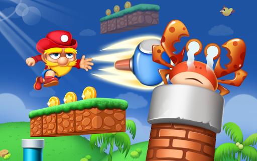 無料街机AppのSuper Jabber Jump|記事Game