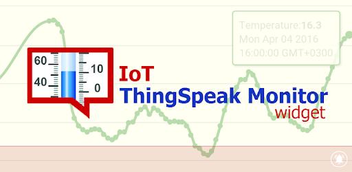 IoT ThingSpeak Monitor Widget - Apps on Google Play