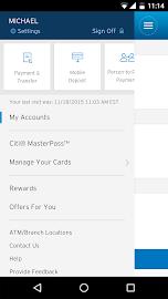 Citi Mobile® Screenshot 4