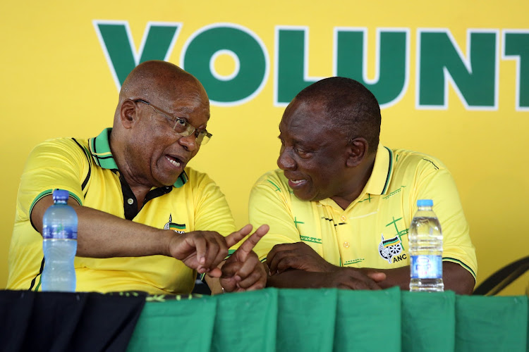 Former president Jacob Zuma has yet again rebutted remarks made by his successor president Cyril Ramaphosa that his tenure was a wasted decade