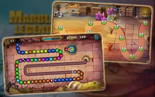 Mramor Legend - Puzzle Game - náhled