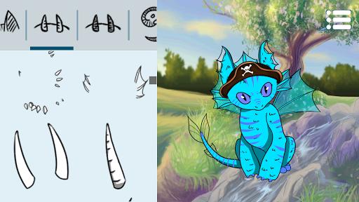 Avatar Maker: Dragons screenshot 14