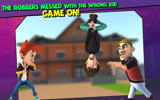 Scary Robber Home Clash filehippodl screenshot 6