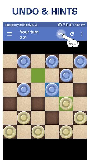 Checkers Free 1.0.1 screenshots 5