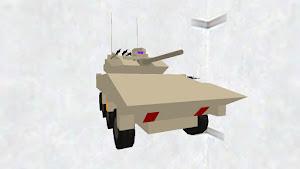 16式機動戦闘車(MCV)改 砂漠迷彩var