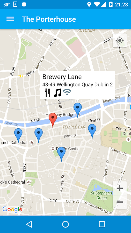 Beer Guide Dublin- screenshot