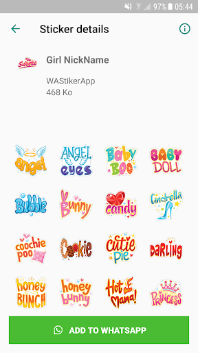 Love Sticker Packs For WhatsApp - WAStickerApps - screenshot
