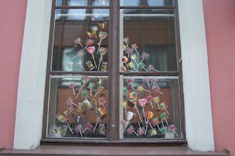 Photo: витрина шоколадного музея