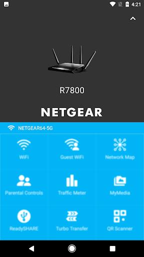 NETGEAR Genie 3.1.62 screenshots 2
