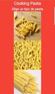 Cooking Pasta - náhled