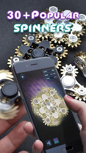 Fidget Spinner - iSpinner 3.2 screenshots 9