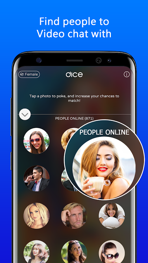 Dice: Video Chat