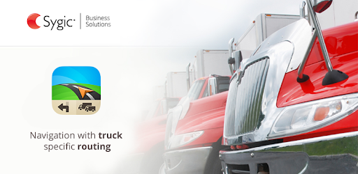 Sygic Truck GPS Navigation 13 9 5 apk download for Android