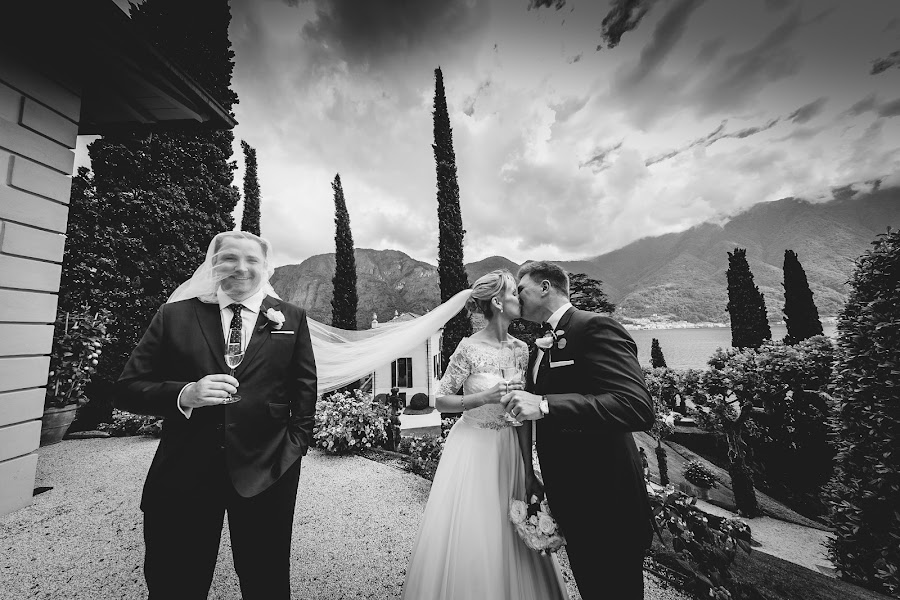 Wedding photographer Cristiano Ostinelli (ostinelli). Photo of 12.07.2016
