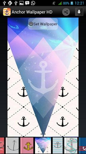 Anchor Wallpaper HD